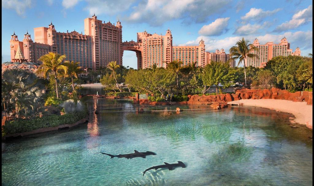 Atlantis paradise island travel hotels pinterest - Atlantis hotel in bahamas ...