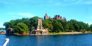 Boldt Castle in 1000 Islands